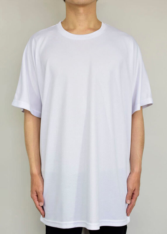 4XLサイズ:男性 170cm 標準体型