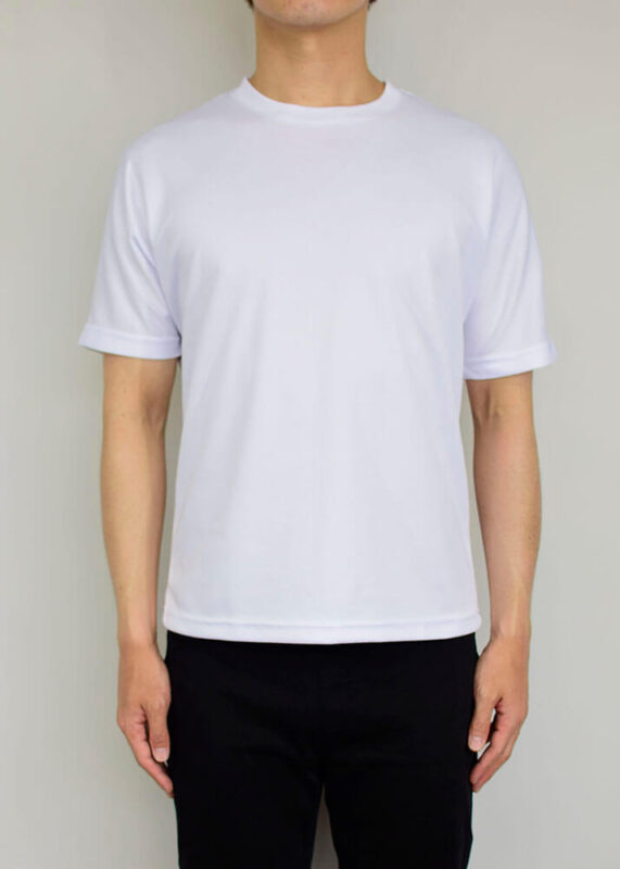 Sサイズ:男性 170cm 標準体型