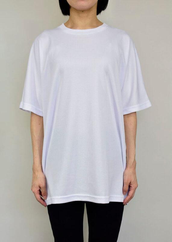 Lサイズ:女性 158cm 標準体型