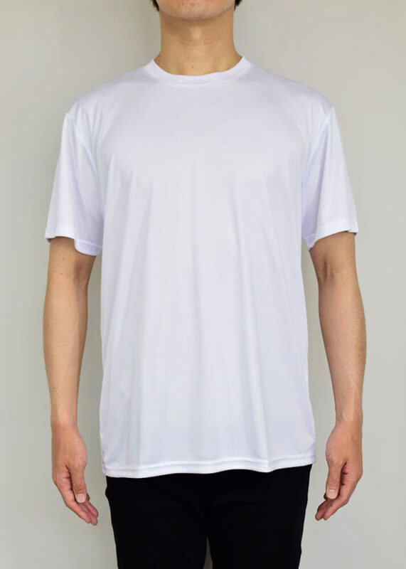 Lサイズ:男性 170cm 標準体型